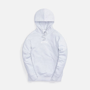 Kith Treats Abstract Art Hoodie - Heather Grey