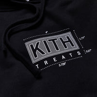 Kith Treats Architect Hoodie - Black Thumbnail 1