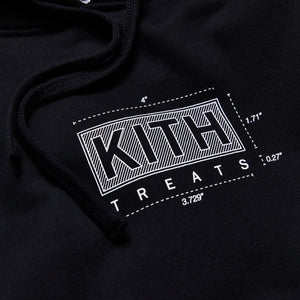Kith Treats Architect Hoodie - Black Image 3