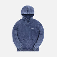 Kith Williams III Hoodie - Washed Navy Thumbnail 1