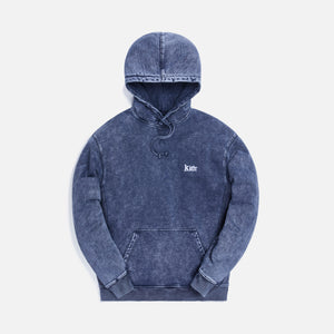 Kith Williams III Hoodie - Washed Navy Image 1
