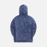 Kith Williams III Hoodie - Washed Navy Thumbnail 3