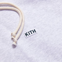 Kith Williams III Hoodie - Light Heather Grey Thumbnail 4