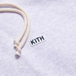 Kith Williams III Hoodie - Light Heather Grey Image 4