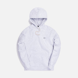 Kith Williams III Hoodie - Light Heather Grey