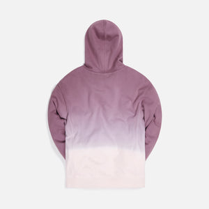 Kith for Lucky Charms Dip Dye Williams III Hoodie - Purple / Pink Image 2