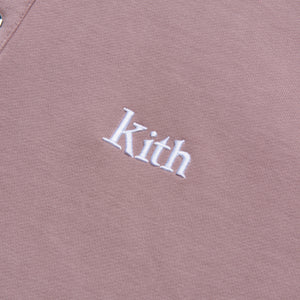 Kith Williams IV Hoodie - Dusty Mauve