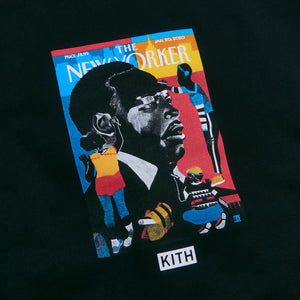 Kith for The New Yorker I Have A Dream Crewneck - Black