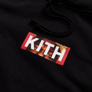 Kith for The Notorious B.I.G Hypnotize Classic Logo Hoodie - Black