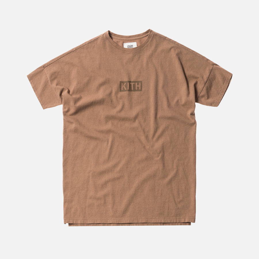Kith x nonnative Clerk Tee - Tan