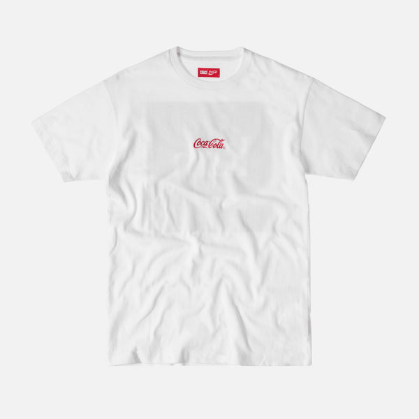 Kith x Coca-Cola Enjoy Tee - White