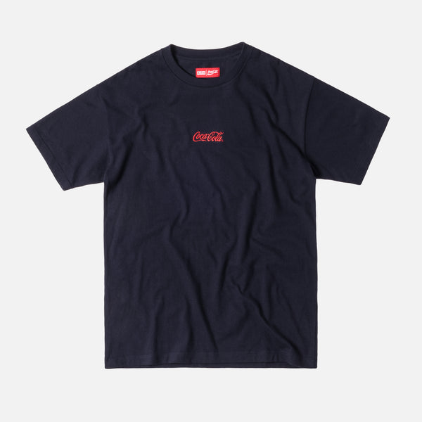 Kith x Coca-Cola Enjoy Tee - Navy