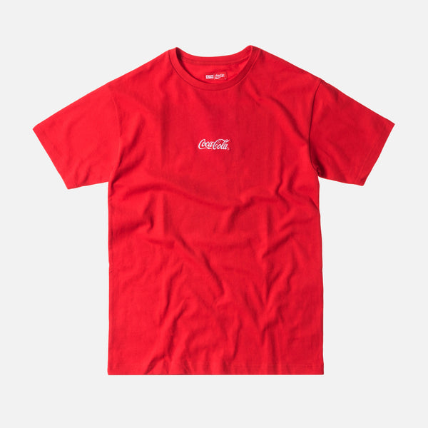Kith x Coca-Cola Enjoy Tee - Red