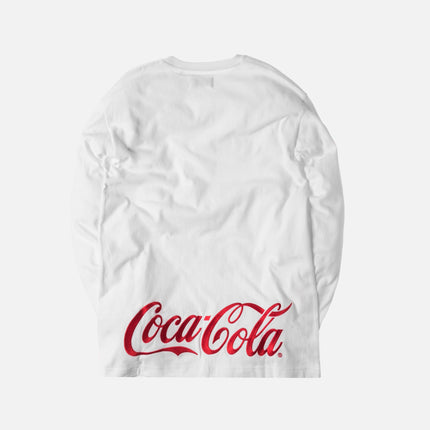 Kith x Coca-Cola Enjoy L/S Tee - White