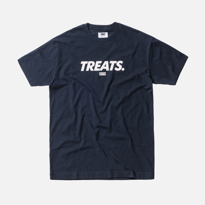 Kith Treats Tee - Navy