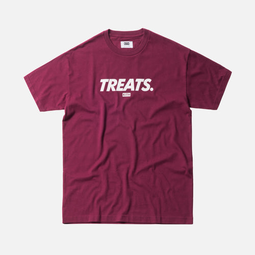 Kith Treats Tee - Plum