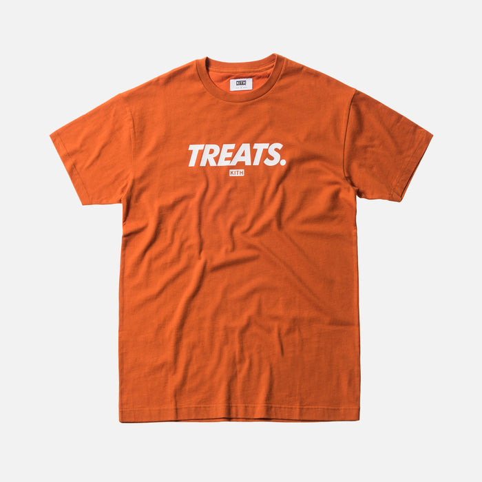 Kith Treats Tee - Orange