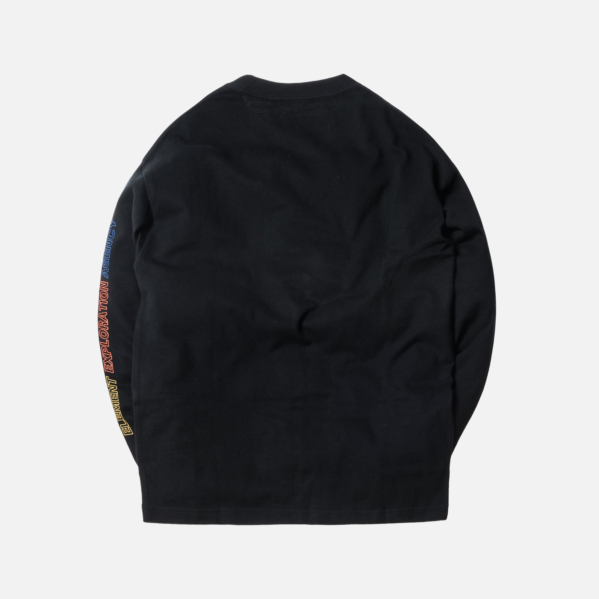 Kith Diagram L/S Tee - Black