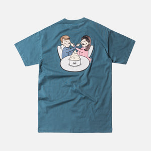 Kith Treats Delivered Tee - Blue