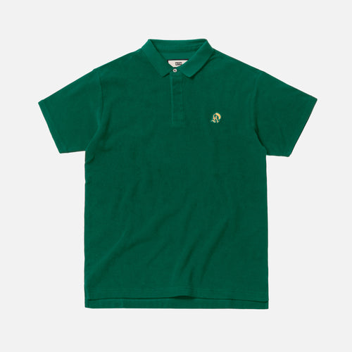 Kith Regal Terry Polo - Green