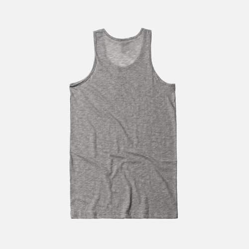 Kith Classics LaGuardia Tank - Heather Grey