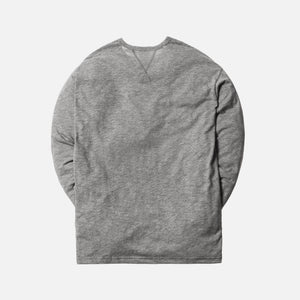 Kith LaGuardia L/S Tee - Heather Grey