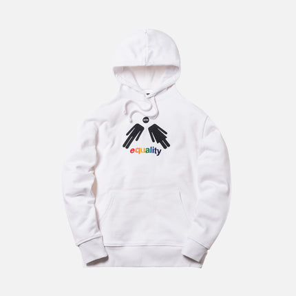 Kith Equality Hoodie - White