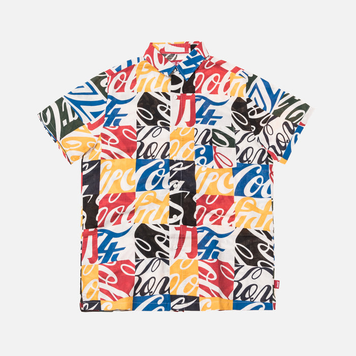 Kith x Coca-Cola Hawaiian Button-Up - Multi