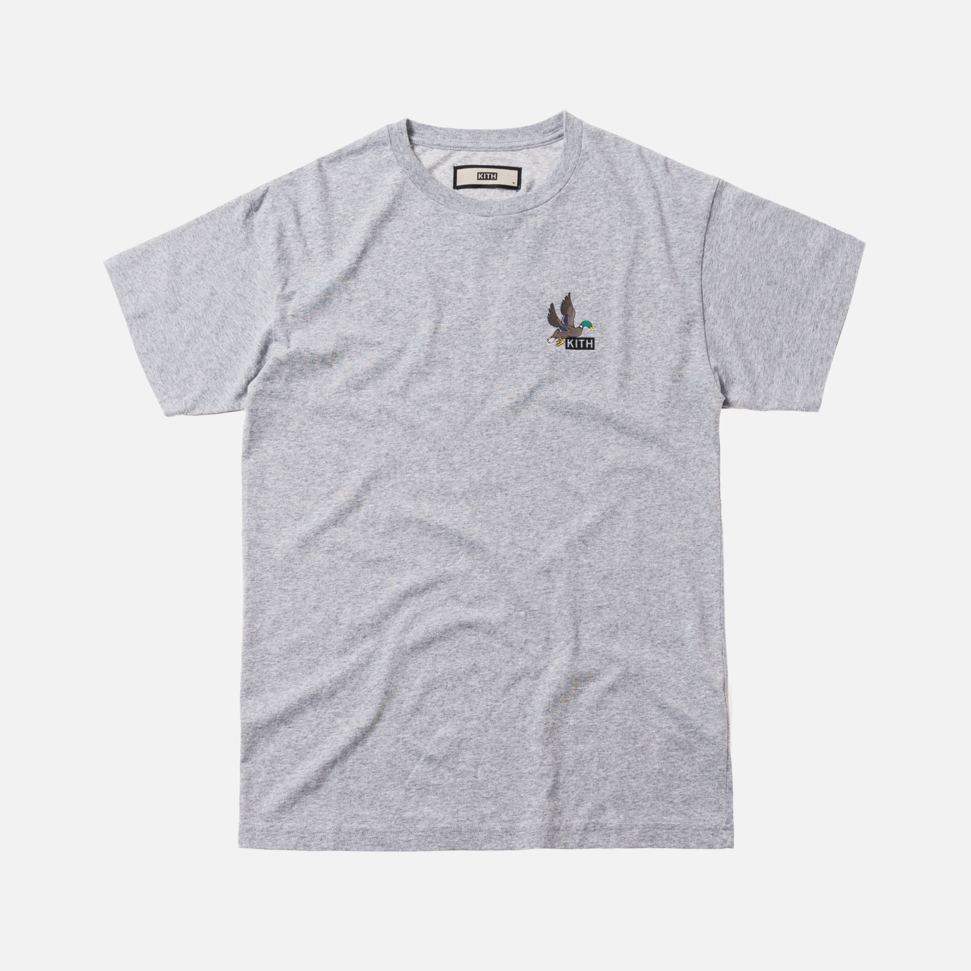 Kith Stop The Hunt Tee - Heather Grey