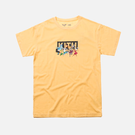 Kith x Jetsons Family Tee - Yellow