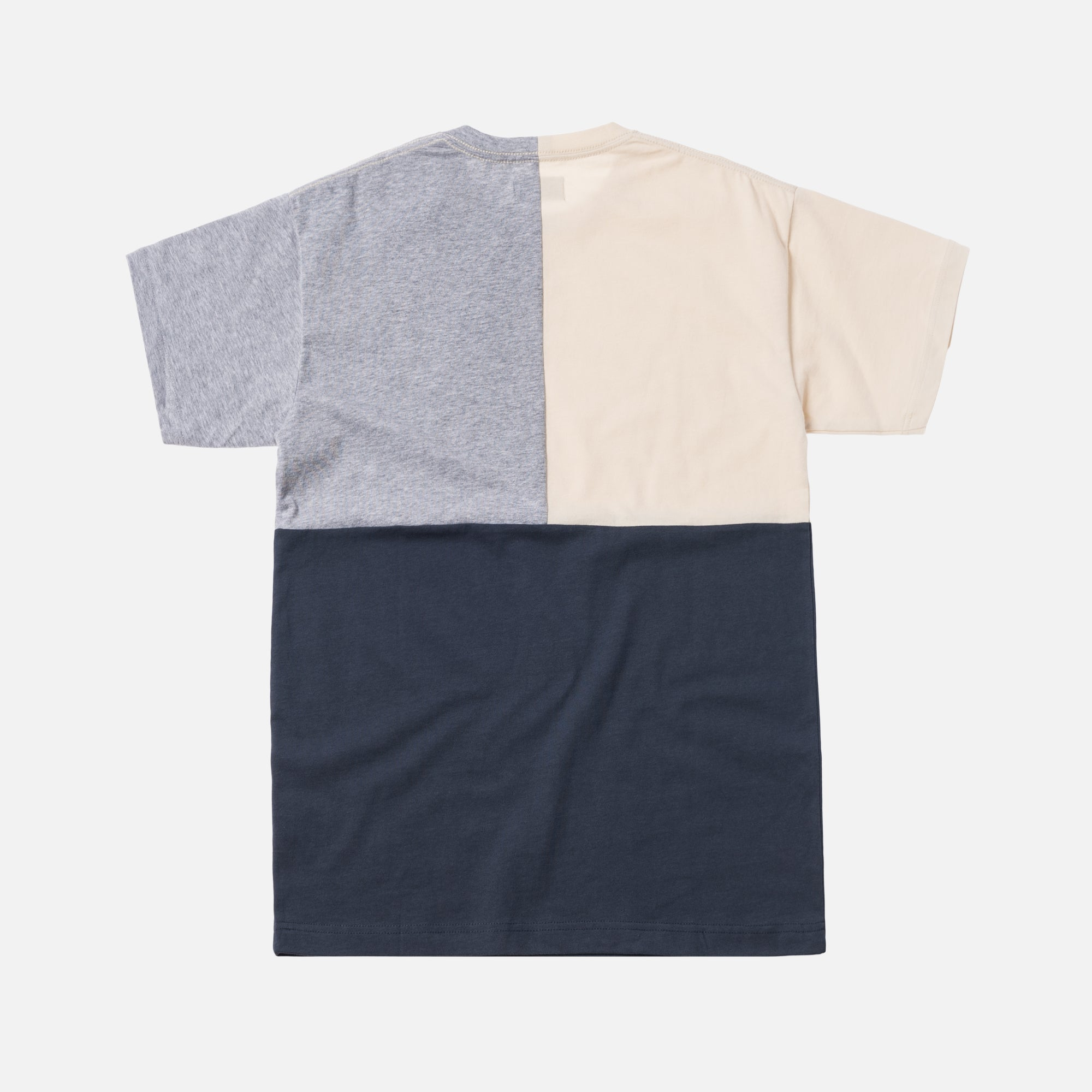 Kith Treats Triblock Tee - Shark