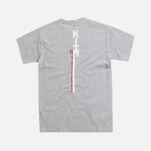 Kith Ace Tee - Heather Grey