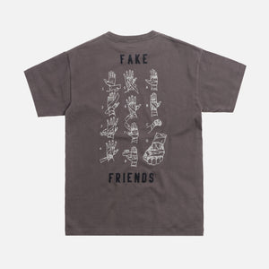 Kith Fake Friends Tee - Eiffel Tower