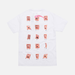 Kith Treats x Cinnamon Toast Crunch Crazy Square Tee - White