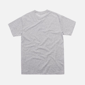 Kith Treats x Cinnamon Toast Crunch Classic Logo Tee - Light Heather Grey