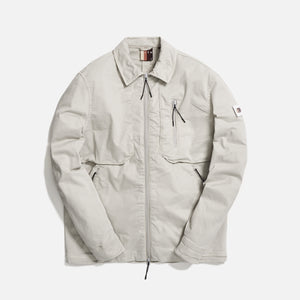 Kith Pigment Dyed Tech Jacket - Cement
