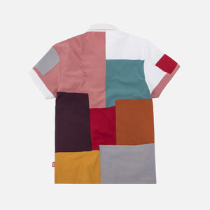 Kith x Coca-Cola Colorblock Short Sleeve Rugby - Multi
