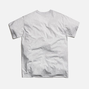Kith LAX Tee - Light Heather Grey Image 2