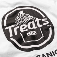 Kith Treats Home Grown L/S Tee - White Thumbnail 1