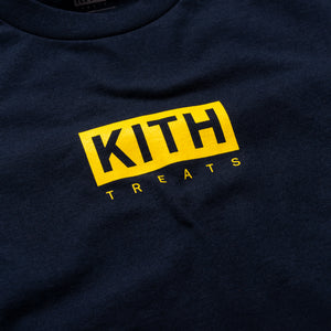 Kith Treats Home Grown Tee - Navy Image 3