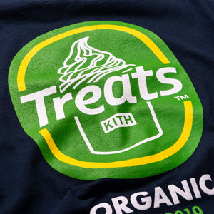 Kith Treats Home Grown Tee - Navy Image 4