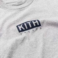 Kith Treats Home Grown Tee - Heather Grey Thumbnail 1