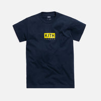 Kith Treats Home Grown Tee - Navy Thumbnail 1