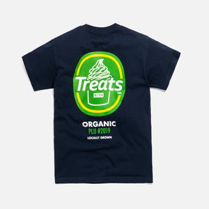 Kith Treats Home Grown Tee - Navy Image 2