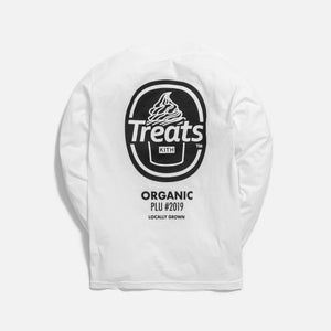 Kith Treats Home Grown L/S Tee - White Image 2