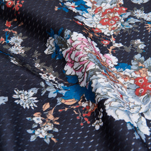Kith Floral Panel Camp Shirt - Navy / Multi Image 4