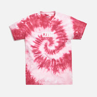 Kith Treats Swirl Tee - Red Thumbnail 1