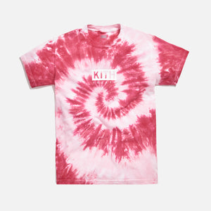 Kith Treats Swirl Tee - Red Image 1