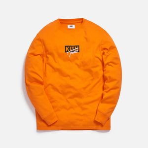 Kith Treats Kith Or Treat L/S Tee - Neon Orange