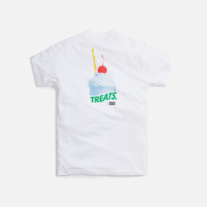 Kith Treats Cherry Tee - White